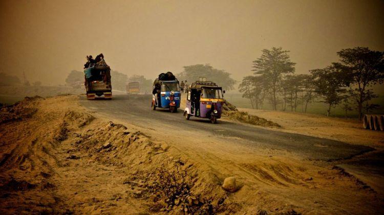 The Rickshaw Run, image property of The Adventurists