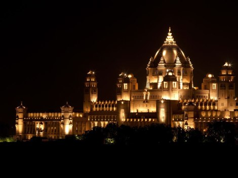 The Umaid Bhawan Palace, Jodhpur