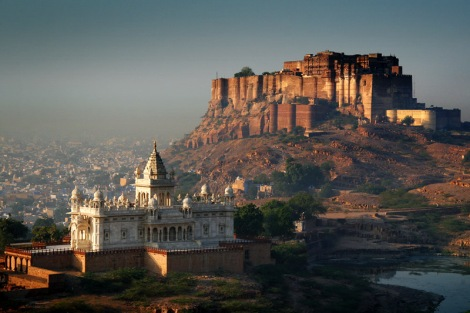 The Mehrangarh Fort, Jodhpur